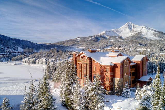 Condominium for Sale at 7 Sitting Bull Road Big Sky, Montana 59716 United States