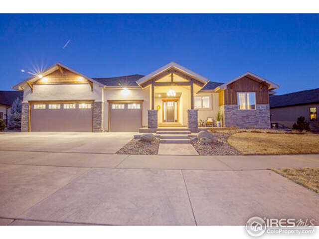 Single Family for Sale at 347 Meadowsweet Cir Loveland, Colorado 80537 United States