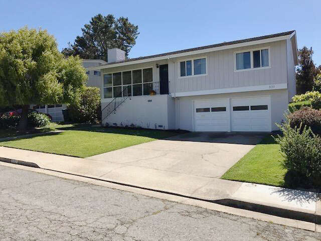 Single Family for Sale at 839 Banbury Ln Millbrae, California 94030 United States