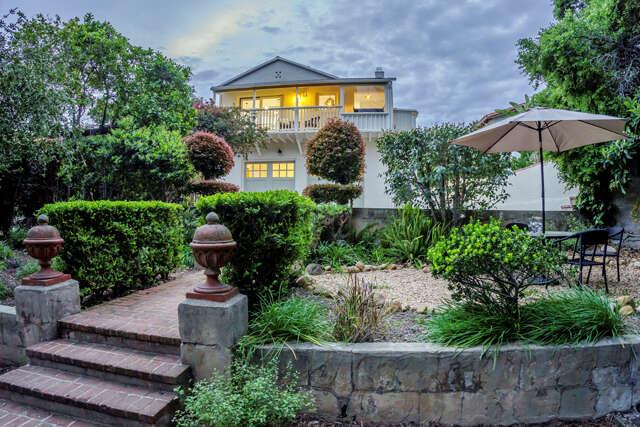 Single Family for Sale at 20 E. Quinto Street Santa Barbara, California 93105 United States