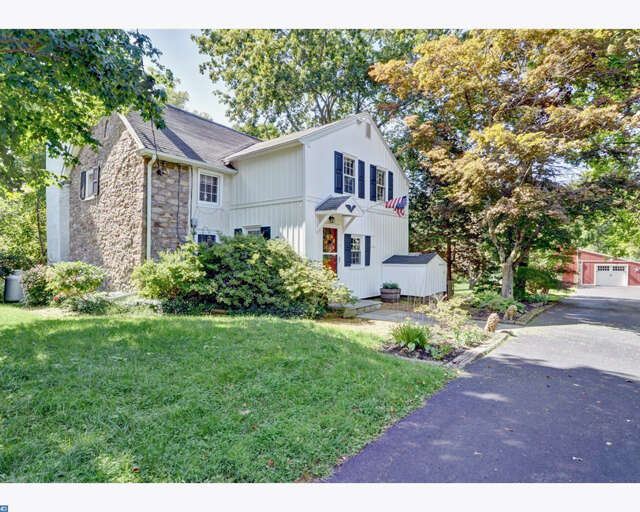 Single Family for Sale at 640 Swamp Road Furlong, Pennsylvania 18925 United States