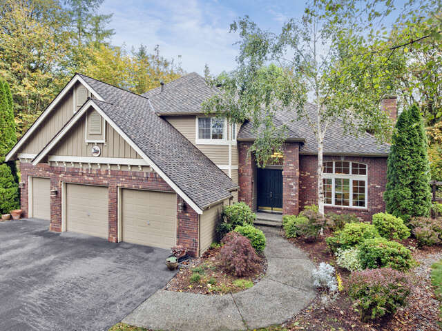 Single Family for Sale at 16830 238th Ave NE Woodinville, Washington 98077 United States