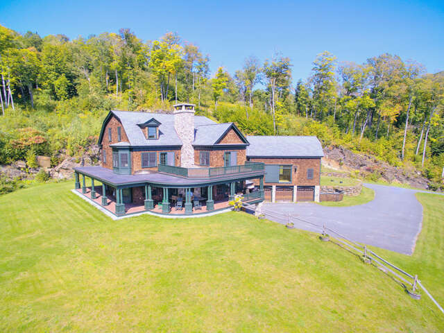 Single Family for Sale at 535 Peace Mountain Way Woodstock, Vermont 05091 United States
