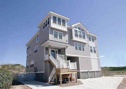 Single Family for Sale at 601 Ocean Front Arch Corolla, North Carolina 27927 United States