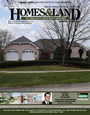 HOMES & LAND Magazine Cover. Vol. 11, Issue 03, Page 14.