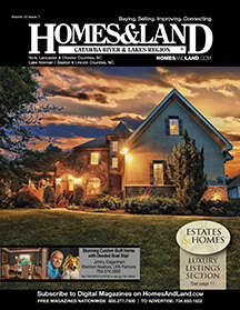 HOMES & LAND Magazine Cover. Vol. 20, Issue 07, Page 3.