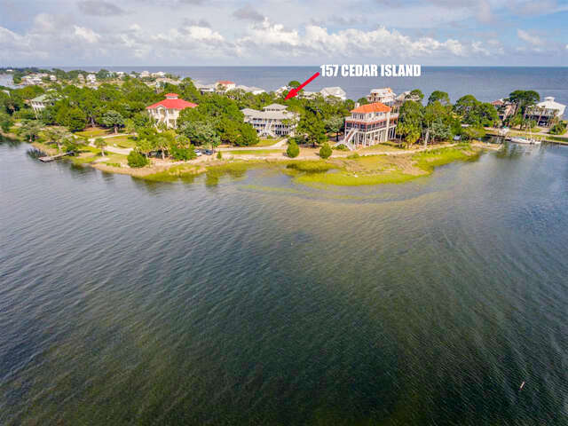 Single Family for Sale at 157 Cedar Island Way Crawfordville, Florida 32327 United States