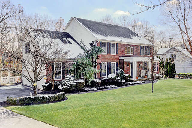 Single Family for Sale at 1561 Holly Boulevard Manasquan, New Jersey 08736 United States