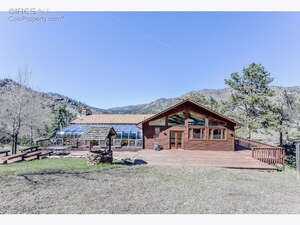 Real Estate for Sale, ListingId: 39401261, Bellvue, CO  80512