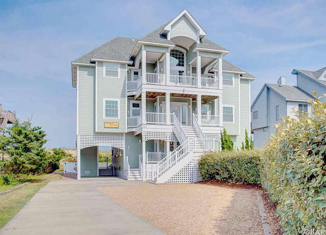 Single Family for Sale at 41815 Ocean View Drive Avon, North Carolina 27915 United States