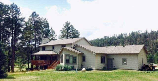 Single Family for Sale at 23938 Hwy 385 Hill City, South Dakota 57745 United States