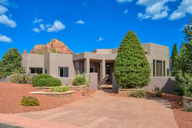 Home Listing at 206 Windmere Court, SEDONA, AZ