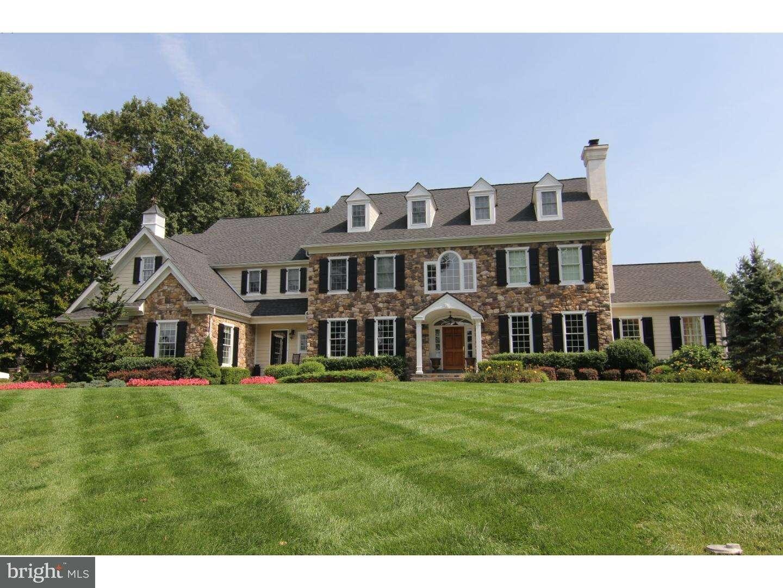 Single Family for Sale at 3451 Wellsford Lane Doylestown, Pennsylvania 18902 United States