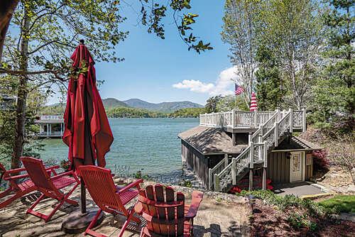 Single Family for Sale at 255 Deerwood Drive Lake Lure, North Carolina 28746 United States