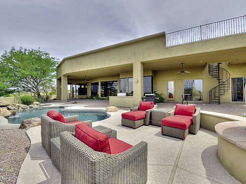 Single Family for Sale at 11003 E Balancing Rock Rd Scottsdale, Arizona 85262 United States