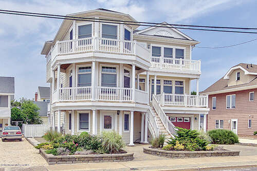 Single Family for Sale at 22 C Street Seaside Park, New Jersey 08752 United States
