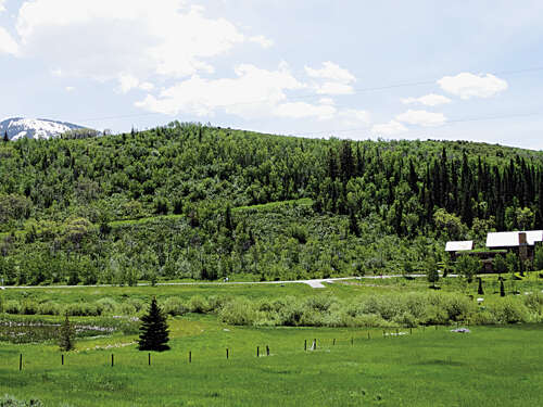 Land for Sale at 2480 Elkins Lane Steamboat Springs, Colorado 80487 United States