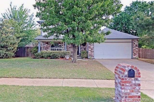 Real Estate for Sale, ListingId:44322951, location: 1904 W Inglewood Street Broken Arrow 74011