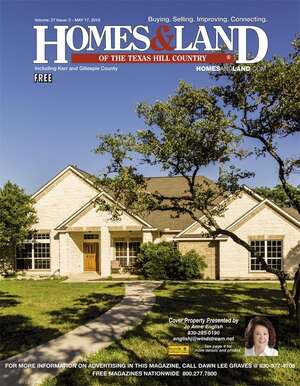 HOMES & LAND Magazine Cover. Vol. 27, Issue 05, Page 24.