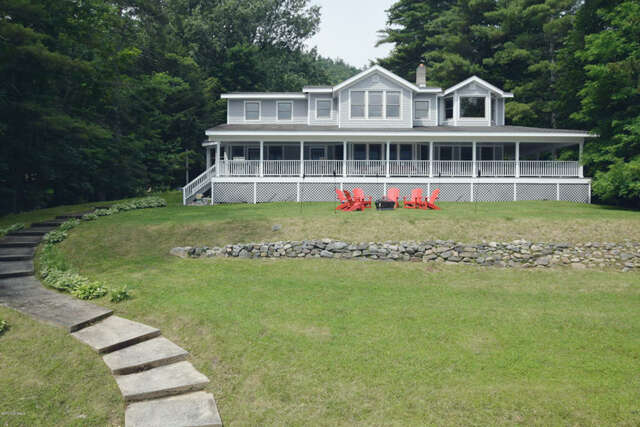 Single Family for Sale at 8116 Lake Shore Drive Hague, New York 12836 United States