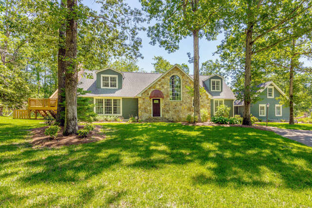 Single Family for Sale at 419 Mount Olive Rd Lookout Mountain, Georgia 30750 United States