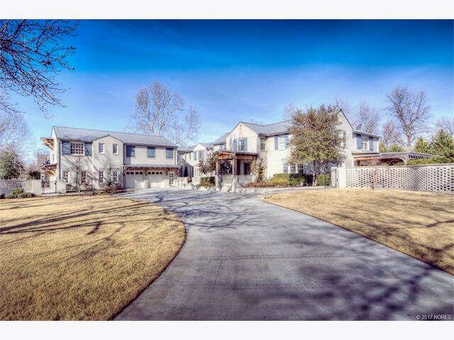 Single Family for Sale at 2599 E 38th Street Tulsa, Oklahoma 74105 United States