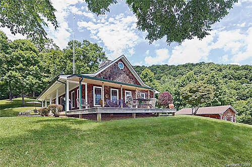 Single Family for Sale at 10669 Rush Fork Road Clyde, North Carolina 28721 United States