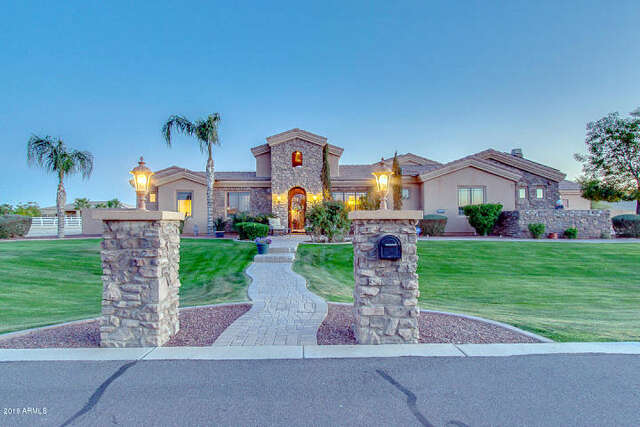 Single Family for Sale at 21235 E Orchard Ln. Queen Creek, Arizona 85142 United States