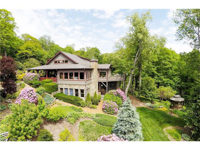 Single Family for Sale at 170 Alpine Lane Waynesville, North Carolina 28786 United States