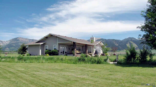 Single Family for Sale at 8915 Mcguire Road Belgrade, Montana 59714 United States