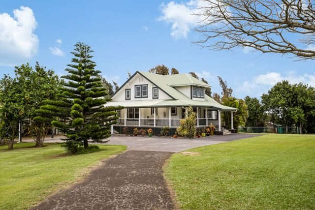 Single Family for Sale at 55-489 ILINA RD Hawi, Hawaii 96719 United States