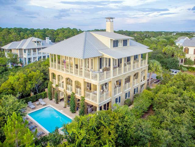 Single Family for Sale at 40 Antigua Way Santa Rosa Beach, Florida 32459 United States