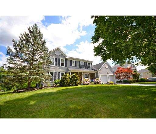 Single Family for Sale at 52 Bradford Lane Plainsboro, New Jersey 08536 United States