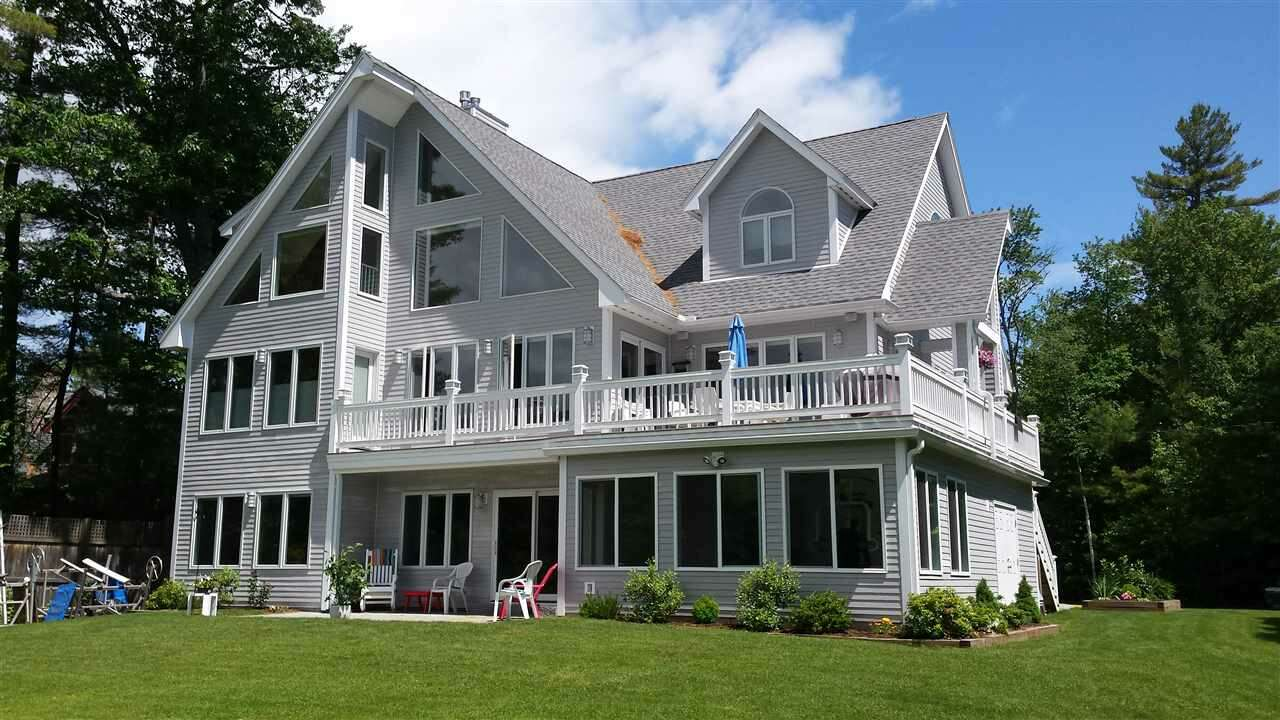 Single Family for Sale at 50 Knoll Point Drive Moultonborough, New Hampshire 03254 United States
