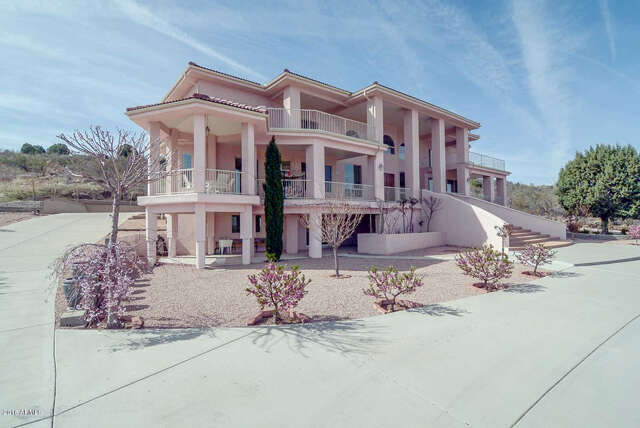 Single Family for Sale at 699 N Lakeview Drive Prescott, Arizona 86301 United States