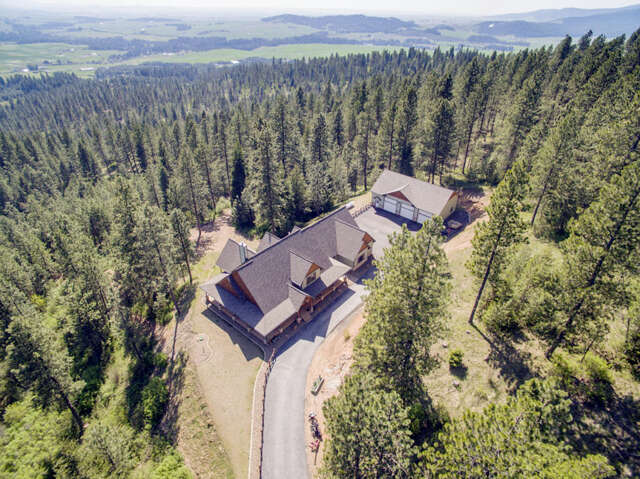 Single Family for Sale at 16939 S. Painted Rose Rd. Worley, Idaho 83876 United States