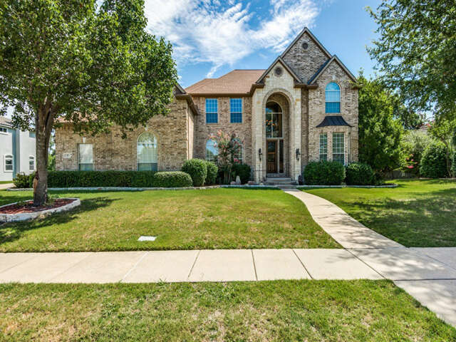 Home Listing at 501 Rouen Drive, MCKINNEY, TX