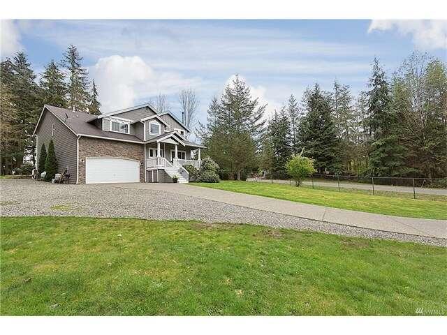 Single Family for Sale at 12621 112th St NE Lake Stevens, Washington 98258 United States