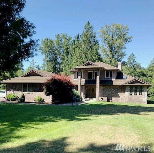 Single Family for Sale at 34214 102nd Ave S Roy, Washington 98580 United States