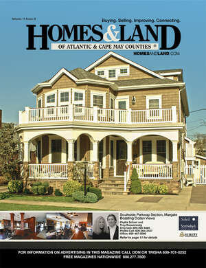 HOMES & LAND Magazine Cover. Vol. 11, Issue 08, Page 11.