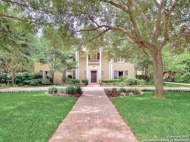 Single Family for Sale at 214 E. Mandalay Dr. San Antonio, Texas 78212 United States