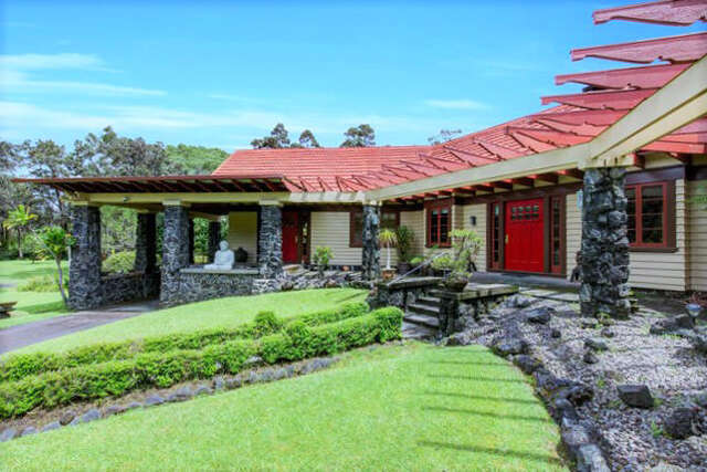 Single Family for Sale at 11-4039 Old Volcano Rd Volcano, Hawaii 96785 United States