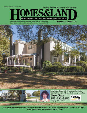 HOMES & LAND Magazine Cover. Vol. 12, Issue 03, Page 2.