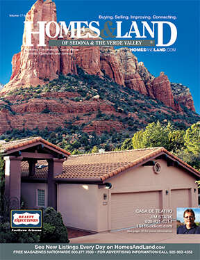HOMES & LAND Magazine Cover. Vol. 17, Issue 12, Page 15.