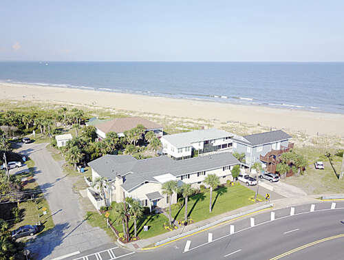 Single Family for Sale at 103 1st Street Tybee Island, Georgia 31328 United States