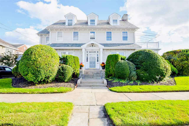 Single Family for Sale at 8806 Atlantic Avenue Margate, New Jersey 08402 United States