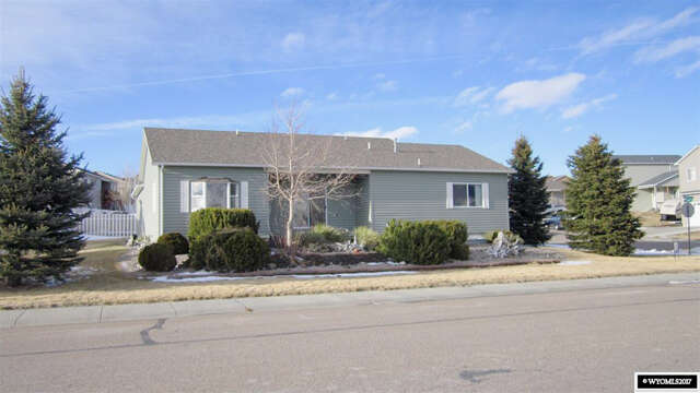 Real Estate for Sale, ListingId:43949463, location: 3588 Trappers Trail Trevett Casper 82604