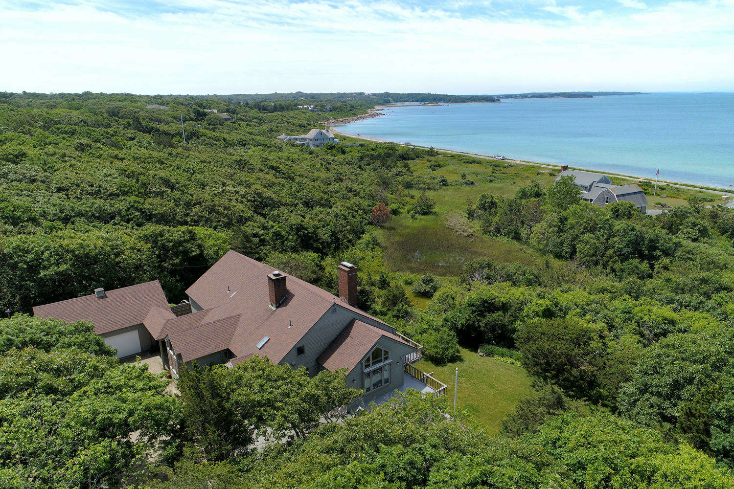 Single Family for Sale at 38 Dusty Miller Road Falmouth, Massachusetts 02540 United States