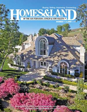HOMES & LAND Magazine Cover. Vol. 21, Issue 03, Page 14.