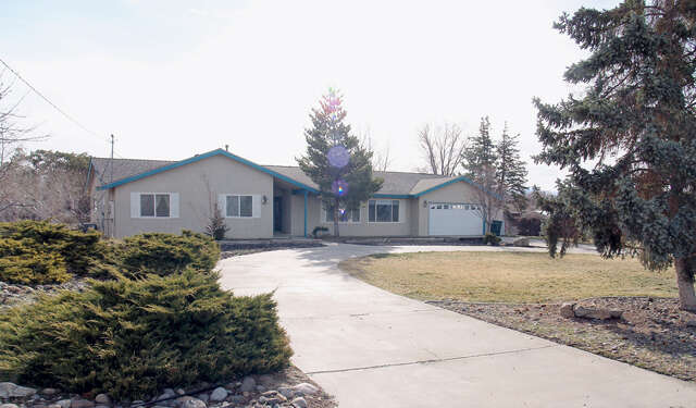 Single Family for Sale at 2543 Henning Ln Minden, Nevada 89423 United States